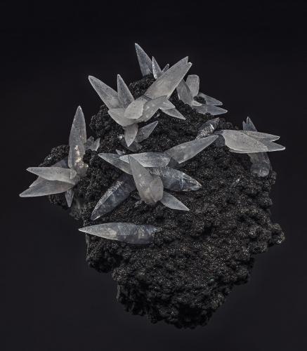Calcite Iraí, Alto Uruguai region, Rio Grande do Sul, Brazil 10.0 x 11.5 cm (Author: am mizunaka)