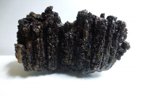 Goethita<br />Mines Can Palomeres, Malgrat de Mar, Comarca Maresme, Barcelona, Catalunya, España<br />6x3cm<br /> (Autor: heat00)