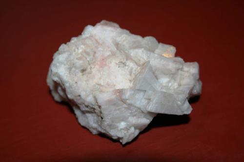 Calcite<br />Příbram, Central Bohemia Region, Bohemia, Czech Republic<br />4 x 6 cm<br /> (Author: Psax)