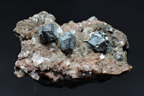 Cuprite<br />Tsumeb Mine, Tsumeb, Otjikoto Region, Namibia<br />42 x 30 mm<br /> (Author: Martin Rich)