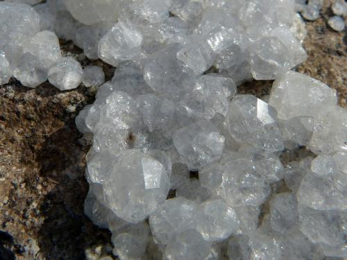 Analcima<br />Monastir, Provincia Cagliari, Cerdeña/Sardegna, Italia<br />13x7 cm<br /> (Autor: nerofis2)