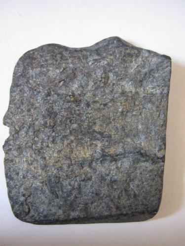 Komatiita<br />Formación Komati, Barberton Greenbelt, Sudáfrica<br />5 x 4 cm.<br /> (Autor: prcantos)