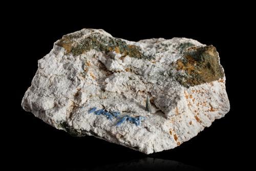 Bazzite<br />Bois Kersy, Vallée de la Tarentaise, Bonneval-Tarentaise, Macizo La Lauzière, Saint-Jean-de-Maurienne, Saboya, Auvergne-Rhône-Alpes, Francia<br />9,0 x 7,0 x 3,5 cm<br /> (Author: MIM Museum)