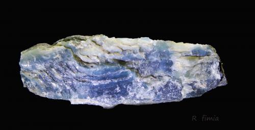 Antigorita<br />Corta Mercedes, Minas de Cala, Cala, Comarca Sierra de Huelva, Huelva, Andalucía, España<br />7 x 4 x 3 cm.<br /> (Autor: Ricardo Fimia)