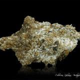 Bultfonteinita<br />Mina N'Chwaning II, Zona minera N'Chwaning, Kuruman, Kalahari manganese field (KMF), Provincia Septentrional del Cabo, Sudáfrica<br />95 x 58 x 37 mm. .<br /> (Autor: Rafael Galiana)