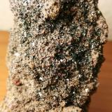 Hematites<br />Minas Nuestra Señora del Carmen, La Celia, Jumilla, Comarca Altiplano, Murcia, Región de Murcia, España<br />10 cm x 4 cm<br /> (Autor: Javi Llamazares)