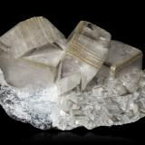 Calcite and ChalcopyritePrefectura Chenzhou, Provincia Hunan, China34,0	x	24,0	x	20,0	cm (Author: MIM Museum)