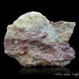 Miserita<br />Mina Union Carbide, Pozo North Wilson, Wilson Springs (Potash Sulfur Springs), Condado Garland, Arkansas, USA<br />93 x 63 x 26 mm.<br /> (Autor: Rafael Galiana)