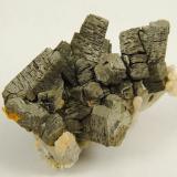 Pyrrhotite<br />Naica Mine, Naica, Municipio Saucillo, Chihuahua, Mexico<br />4.5 x 3.5 x 2.7 cm<br /> (Author: Ricardo Melendez)