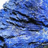 Azurite<br />Tsumeb Mine, Tsumeb, Otjikoto Region, Namibia<br />95x60x40mm<br /> (Author: Heimo Hellwig)