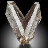 QuartzPegmatita Ariranha, Pavão, Teófilo Otoni, Valle Mucuri, Minas Gerais, Brasil7,0x5,0x9,5cm (Author: MIM Museum)