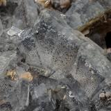 Barite, Rhodochrosite<br />Inakuraishi Mine, Furubira, Shakotan Peninsula, Shiribeshi Province, Hokkaido, Japan<br /><br /> (Author: am mizunaka)