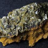 Barita<br />Mines Can Palomeres, Malgrat de Mar, Comarca Maresme, Barcelona, Catalunya, España<br />8 x 4 x 4 cm<br /> (Autor: karbu8)