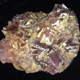 Fluorite, Quartz<br />Colorado, USA<br />170 X 135 X 110 mm<br /> (Author: Robert Seitz)