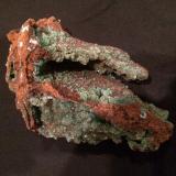 Austinite<br />Ojuela Mine, Mapimí, Municipio Mapimí, Durango, Mexico<br />115 X 80 X 70 mm<br /> (Author: Robert Seitz)
