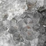 Fluorita<br />Mina La Viesca, Geoda <i>Galería 49</i>, Zona minera de La Collada, Huergo, Siero, Comarca Oviedo, Asturias, Principado de Asturias, España<br />22 cm x 20 cm<br /> (Autor: Javi Llamazares)