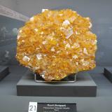 Fluorite<br />Marienschacht Mine, Wölsendorf, Schwarzach bei Nabburg, Wölsendorf West District, Upper Palatinate/Oberpfalz, Bavaria/Bayern, Germany<br />~ 30 cm<br /> (Author: Tobi)