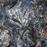 AnfibolitaFuente del Caño, Polán, Comarca Montes de Toledo, Toledo, Castilla-La Mancha, Spain12 X 7 cm (detalle) (Autor: Jesús López)