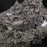 Arsenopirita y Zinkenita<br />Mina Carlés, Ballotal-El Fuxaco, Carlés, Salas, Comarca Valle del Narcea, Asturias, Principado de Asturias, España<br />10x9 cm<br /> (Autor: minero1968)