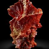 Vanadinite<br />ACF Mine area, Mibladen mining district, Mibladen, Midelt, Midelt Province, Drâa-Tafilalet Region, Morocco<br />6,8 cm.<br /> (Author: Enrique Llorens)