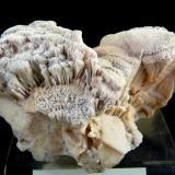 Kutnohorita.<br />Mina N'Chwaning II, Zona minera N'Chwaning, Kuruman, Kalahari manganese field (KMF), Provincia Septentrional del Cabo, Sudáfrica<br />90x55 mm.<br /> (Autor: Jesus Franquesa Baucells)