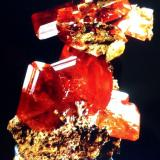 Wulfenite (Author: JC)