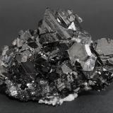 Sphalerite<br />Nikolaevski Mine, Dalnegorsk, Kavalerovo Mining District, Primorskiy Kray, Far-Eastern Region, Russia<br />60mm x 45mm x 40mm<br /> (Author: Philippe Durand)