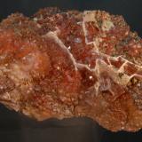 Cuarzo<br />mina la Ozi, Pozoblanco, Valle de los Pedroches ,Córdoba, Andalucia,España<br />11 x 6 cm<br /> (Autor: Ricardo Fimia)