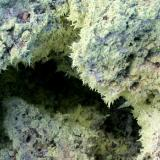 Sulfur<br />Kilauea Volcano, Hawaiian-Emperor seamount chain, Hawaii Island, Hawaii County, Hawaii, USA<br />8 cm<br /> (Author: Jesse Fisher)