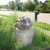 _Quartz<br />Monroe County, Indiana, USA<br /><br /> (Author: Bob Harman)