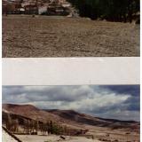 Taken in 1990. The village of Navajún (Author: James)
