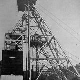 _Fairview Mine headframe, Rosiclare, Illinois-Kentucky Fluorspar District, Hardin County, Illinois. (Author: vic rzonca)