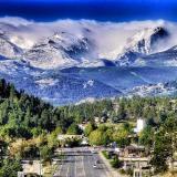 _Estes Park, CO. (Author: vic rzonca)