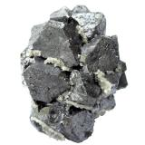 Galena, dolomite<br />West Fork Mine, West Fork, Viburnum Trend District, Reynolds County, Missouri, USA<br />5 cm<br /> (Author: Tobi)