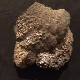 Arsenopyrite<br />Huanggang Mines, Hexigten Banner (Kèshíkèténg Qí), Ulanhad (Chifeng), Inner Mongolia Autonomous Region, China<br />95 mm X 90 mm X 65 mm<br /> (Author: Robert Seitz)