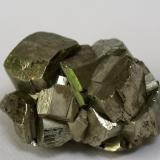 Pyrite<br />Gavorrano Mine, Gavorrano, Grosseto Province, Tuscany, Italy<br />70mm x 50mm x 40mm<br /> (Author: Philippe Durand)