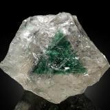 Fluorite<br />Peñas Blancas Mine, Municipio San Pablo de Borbur, Western Emerald Belt, Boyacá Department, Colombia<br />75x75x51mm<br /> (Author: Fiebre Verde)