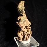 Copper<br />Lake Superior Copper District, Michigan<br />100 mm x 50 mm x 40 mm<br /> (Author: Robert Seitz)