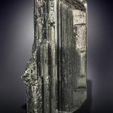 Bournonite<br />Yaogangxian Mine, Yizhang, Chenzhou Prefecture, Hunan Province, China<br />46 X 35 mm<br /> (Author: Manuel Mesa)