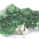 Torbernite, HeterogeniteMina Musonoi, Kolwezi, Distrito Kolwezi, Cinturón de cobre de Katanga, Katanga (Shaba), Congo RD (Zaire)16 x 11 x 5 cm (Author: Ivan Blanco (PDM))