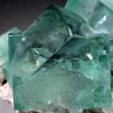 Fluorite<br />Heights Pasture Mine, Westgate, Weardale, North Pennines Orefield, County Durham, United Kingdom England<br /><br /> (Author: Jesse Fisher)