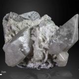 Calcite and Dolomite<br />Las Mánforas Mine, Áliva mining area, Camaleño, Comarca Liébana, Cantabria, Spain<br />124 X 106 mm<br /> (Author: Manuel Mesa)