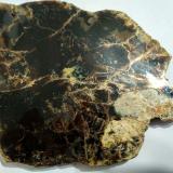 Biotita (Grupo Mica)<br />Toledo, Castilla-La Mancha, España<br />10x8 cm<br /> (Autor: JorgeP)