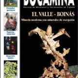 Bocamina Magazine (2002).  Spanish magazine (nowadays closed) of mineral deposits (Author: Manuel Mesa)
