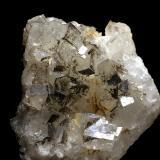 Fluorita<br />Ulldemolins, Comarca Priorat, Tarragona, Catalunya, España<br />5x5cm<br /> (Autor: Obsi)