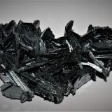 Hematite<br />Gouveia, Minas Gerais, Brazil<br />80mm x 40mm x 20mm<br /> (Author: Philippe Durand)