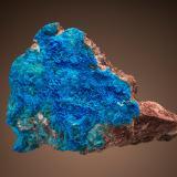 Papagoite<br />New Cornelia Mine, Ajo, Little Ajo Mountains, Ajo District, Pima County, Arizona, USA<br />5.6cm x 4.3cm<br /> (Author: rweaver)