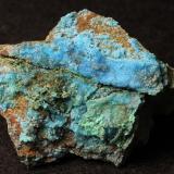 Calcantita<br />Mines de les Olles, Alforja, Comarca Baix Camp, Tarragona, Catalunya, España<br />7 x 5 x 3 cm<br /> (Autor: karbu8)