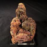 Adamite<br />Ojuela Mine, Lugar San Juanito, Mapimí, Municipio Mapimí, Durango, Mexico<br />85 mm x 55 mm x 35 mm<br /> (Author: Robert Seitz)