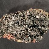Descloizite<br />Berg Aukas, Grootfontein District, Otjozondjupa Region, Namibia<br />130 mm x 75 mm x 55 mm<br /> (Author: Robert Seitz)